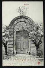 Bellevue Ancienne Porte du Château de Meudon sous Louis Xiv - Meudon