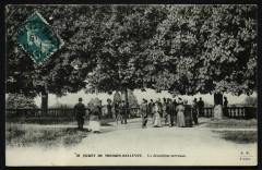 Forêt de Meudon-Bellevue - La deuxième Terrasse - Meudon
