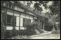 Chalais-Meudon - Pavillon où est mort le Colonel Renard - Inventeur du train sur route à voiture multiplie - Meudon