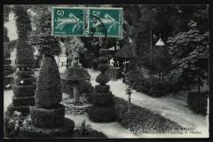 Forêt de Meudon - Restaurant de l'Ermitage de Villebon - Meudon