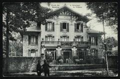 Forêt de Meudon - A l'Ermitage de Villebon - Meudon