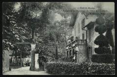 Forêt de Meudon - Restaurant de l'Ermitage de Villebon - L'entrée - Meudon