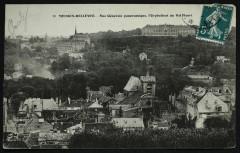 Vue Générale panoramique, l'Orphelinat du Val Fleuri - Meudon