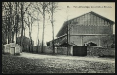 Parc Aérostatique (entrée Forêt de Meudon) - Meudon