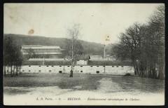 Etablissement aérostatique de Chalais - Meudon