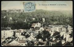 Panorama de Meudon et du Val-Fleury - Meudon