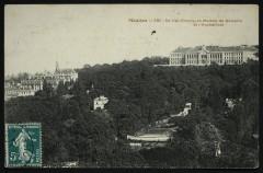 Le Val-Fleury, la Maison de Retraite et l'Orphelinat - Meudon