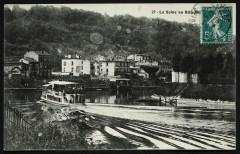 La Seine au Bas-Meudon - Meudon