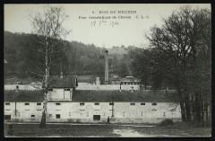 Bois de Meudon - Parc aérostatique de Chalais - Meudon