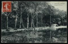 Bois de Clamart Etang de Trivaux - Meudon