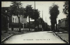 Avenue Paul Bert - Meudon