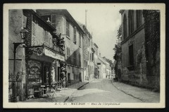 Rue de l'Orphelinat - Meudon