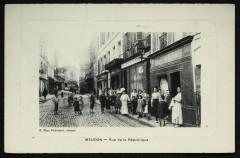 Rue de la République - Meudon