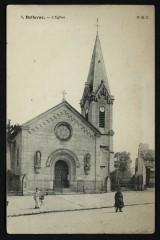 Bellevue - L'Eglise - Meudon