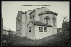 Chapelle Jeanne d'Arc - Val Fleury - Meudon
