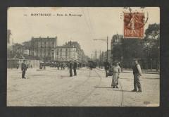 Porte de Montrouge - Paris 14e