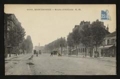 Route d'Orléans - Montrouge