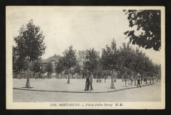 Place Jules-Ferry - Montrouge