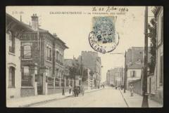 Grand-Montrouge - La Vinaigrerie, rue Barbès - Montrouge