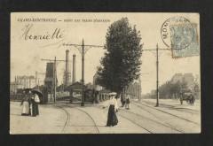 Grand-Montrouge - Dépôt des trains d'Arpajon - Montrouge
