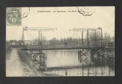 La Sablière - Le Pont Levis - Nanterre