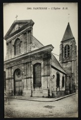 L'église - Nanterre