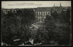 Panorama et Vue générale de l'Institution Sainte-Geneviève - Neuilly-sur-Seine