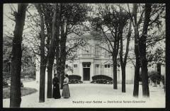 Institution Sainte-Geneviève - Neuilly-sur-Seine