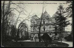 Maison d'Hydrothérapie et de Convalescence du Parc de Neuilly, 6 Boulevard du Château - Neuilly-sur-Seine