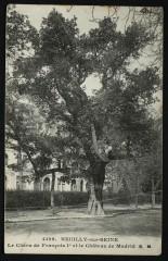 Le Chêne de François 1er et Le Château de Madrid - Neuilly-sur-Seine