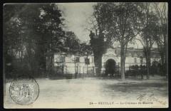 Le Château de Madrid - Neuilly-sur-Seine