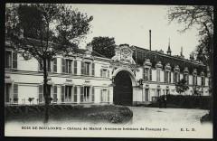 Château de Madrid (ancienne habi[ta]tion de François 1er) - Neuilly-sur-Seine