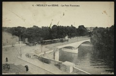 Le Pont Panorama - Neuilly-sur-Seine