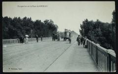 Perspective sur le Pont de Neuilly - Neuilly-sur-Seine