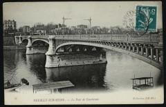 Le Pont de Courbevoie - Neuilly-sur-Seine