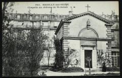 Chapelle du Château de St-James - Neuilly-sur-Seine