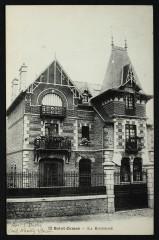 Saint-James - La Roseraie - Neuilly-sur-Seine
