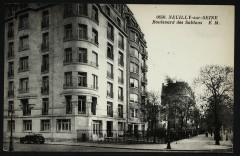 Boulevard des Sablons - Neuilly-sur-Seine