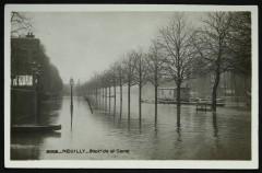 Bould de la Seine - Neuilly-sur-Seine