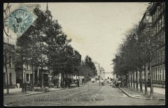 L'Avenue de Madrid - Neuilly-sur-Seine