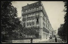 Rue de l'Amiral Joinville - Neuilly-sur-Seine