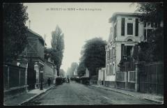 Rue de Longchamp - Neuilly-sur-Seine
