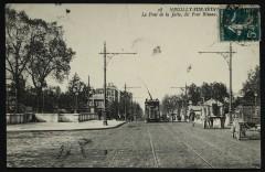 Le pont de la Jatte dit Pont Bineau - Neuilly-sur-Seine