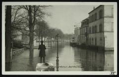 Bould Bourdon - Neuilly-sur-Seine