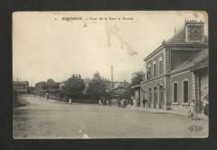 Cour de la Gare et Avenue 92 Sceaux