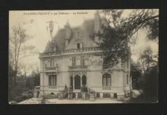 Le Château - La Solitude - Le Plessis-Robinson