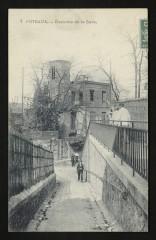Descente de la Gare - Puteaux