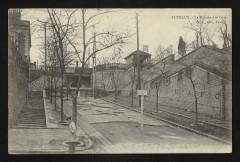 La Montée à la Gare - Puteaux