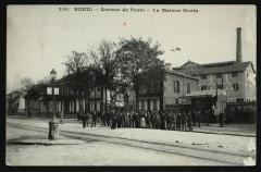 Avenue de Paris - La Maison Hurtu - Rueil-Malmaison
