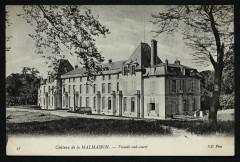 Château de la Malmaison -  Façade sud-ouest - Rueil-Malmaison